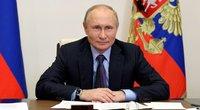 """Putinas perspėjo Ukrainą: """"Tapsite patrankų mėsa"""" (nuotr. SCANPIX)"""