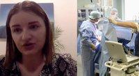 """Gydytojai Covid-19 situacijaLietuvoje nejuokinga: """"Skaudžiausia, kai matome, kad dėl to nukenčia pacientai"""" (nuotr. stop kadras)"""