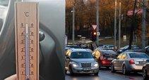 Karštis automobiliuose (tv3.lt fotomontažas)