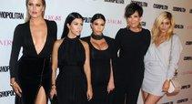 Kardashian klanas (nuotr. Vida Press)