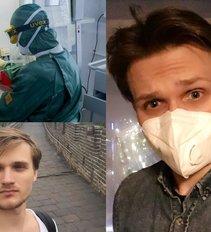 Baimės sukaustytame Uhane – jaunas lietuvis: siunčia žinią pasauliui