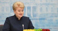 Prezidentė: socialinio draudimo reforma kainuotų per milijardą eurų