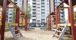 Daugiabučių Vilniaus mikrorajonuose daugėja, o mokyklų ir darželių – striuka