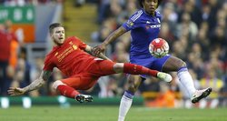 """""""Premier"""" lygoje """"Liverpool"""" rungtynių gale išplėšė lygiąsias prieš """"Chelsea"""""""