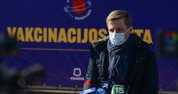 Šimašius: Vilniuje trūksta vakcinų, kiekius reikėtų didinti keliomis dešimtimis tūkstančių