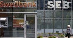Švediški bankai vėl užkliuvo: jei niekas nesikeis, bėdas pajusime visi