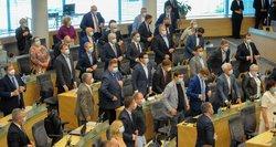 Atostogų Seime nebus: poilsio įteisinimas sukeltų sumaištį