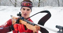 """Biatlonininkas Vytautas Strolia: ar uždaviau sau klausimą """"Kam man to reikia?"""" Ne vieną kartą!"""
