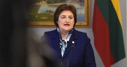 Seimo pirmininkė: partija nėra vienas ar du žmonės