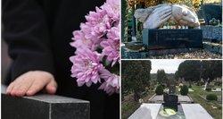 Lietuvoje keičiasi paminklų mados: štai, ką renkasi gimines palaidoję tautiečiai