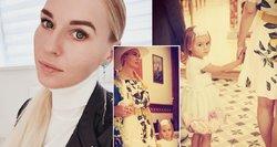 Birutė Navickaitė – apie santykius su Petru Gražuliu: dukrelei apie tėtį nebepasakoja