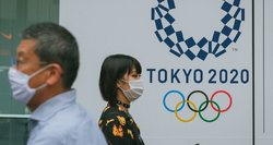 Likus metams iki nukeltos Tokijo olimpiados, tebetvyro jos atšaukimo grėsmė