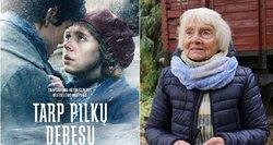 """Filmo """"Tarp pilkų debesų"""" – tikroji istorija: ašaras kelianti Irenos šeimos tragedija"""