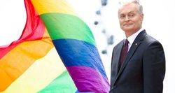 """Nausėdos dėmesys """"Šeimos maršui"""", bet ne LGBT bendruomenei: viskas priklauso nuo renginio masto"""