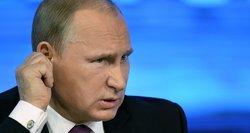 Žudiku pavadinto Putino laukia nemalonumai: žada ne tik sankcijas, bet ir nematomą poveikį