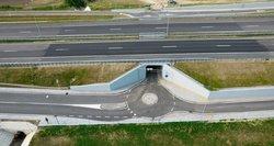 """Andrius Kupčinskas siūlo pakeitimus dėl """"Strošiūnų tuneliuko, kitaip vadinamos bromos"""""""