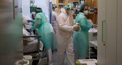 Estijoje – 892 nauji COVID-19 atvejai, mirė 8 žmonės, ligoninėse – 700 pacientų
