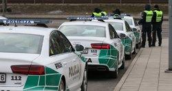Policiją sudrebins reforma: atsiras 5 apygardos, žada geresnę pagalbą regionų gyventojams