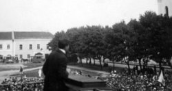 Tarpukario taikos derybos su sovietais: slaptieji tikslai sukiršinti Lietuvą išaiškėjo netrukus