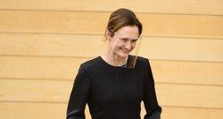 Liberalų sąjūdžio pirmininke perrinkta Viktorija Čmilytė-Nielsen