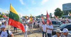 """Šimonytė parašė laišką """"Šeimų maršo"""" organizatoriams: pasakė, dėl ko jie klysta"""