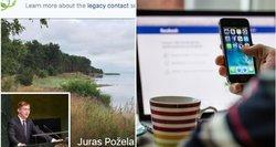 """""""Facebook"""" kapinėse – mirusiųjų anketos: tarp jų ir žinomi lietuviai"""
