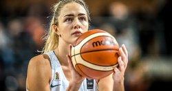 Krepšininkė Gintarė Petronytė apie rinktinės pergales: kada, jei ne dabar?