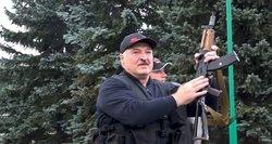 Prezidentūra: Baltarusijos tikslas – pagąsdinti Europos Sąjungą nepriimti sankcijų