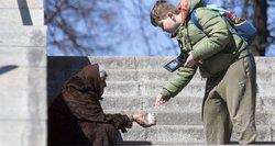Ekonomistai įsitikinę – skurstančių lietuvių nedaugėja