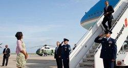 B. Obamos kelionė į Europą – antausis Maskvai