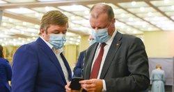 Karbauskis apie naują Skvernelio frakciją: tai – partijos ir rinkėjų išdavystė