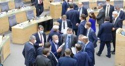 Opozicija susivienijo prieš Šimonytę: trys partijos jos nepalaikys