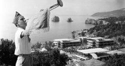 Sovietinės atostogos gamtoje: romantiką išpopuliarino filmas ir kuklus pasirinkimas