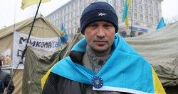Maidano protestuotojas: jei šalį gali valdyti buvęs kalinys, kodėl aš negaliu?