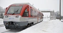 Įvardijo lėtų traukinių priežastį: lietuviai čia bejėgiai