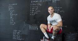 CrossFit'o atletas Edgaras: čia privalai būti niekada nepasiduodantis kovotojas