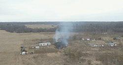 Pareigūnai įspėja žolės degintojus – prasižengėlius ras dronais