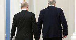 Kaimynų jungtuvės: Putinas trumpina Lukašenkos pavadėlio ilgį