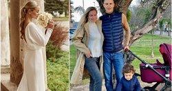 Dviratininko Konovalovo žmona Edita – atvirai apie gyvenimą Ispanijoje, motinystę bei meilės istoriją tarsi iš filmų