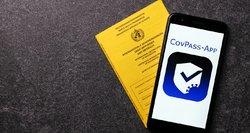 Jau galima išsiimti ES skaitmeninį COVID pažymėjimą, tačiau ragina nenustebti – kol kas tą gali padaryti ne visi