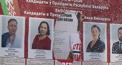 Baltarusijoje pranešama apie masinį balsų klastojimą per rinkimus