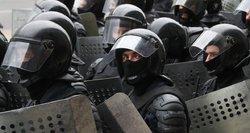 Baltarusijoje milicija per protestus sulaikė per 170 žmonių