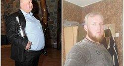 Beveik 100 kg atsikratęs Algirdas: manęs nepažino nei šeima, nei draugai