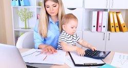 Vaikų darželis tėvų darbovietėje: iniciatyva graži, tačiau Lietuvoje retai įgyvendinama