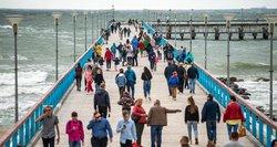 Ilgąjį Vėlinių savaitgalį lietuviai trauks prie jūros: Palangoje užsakyta didelė dalis viešbučių