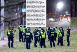 Plintanti informacija apie pagrobtą mergaitę – melas: pateikė įrodymus