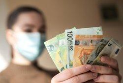 Pasislėpti nepavyks: prireikus atseks, iš kur gavote įtartinus pinigus ar kam juos perdavėte