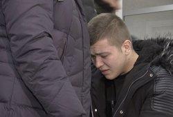Ašaros išgelbėjo: 16-metę talžęs ir prievartavęs jaunas jurbarkiškis išvengė kalėjimo