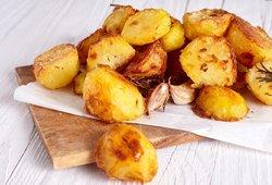 Oliveris atskleidė keptų bulvių paslaptį: išeina traškios ir be galo gardžios