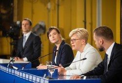 Konservatorių užmojis: nori naujos Seimo rinkimų sistemos